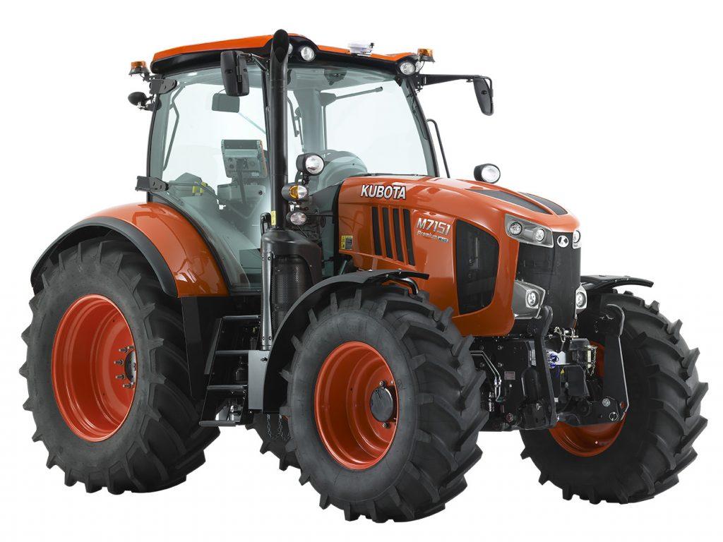 Traktoren Kleine Produktprogramm
